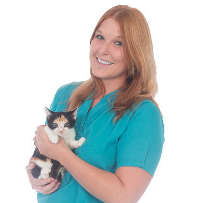 Sarah Krupp - Certified Veterinary Technician