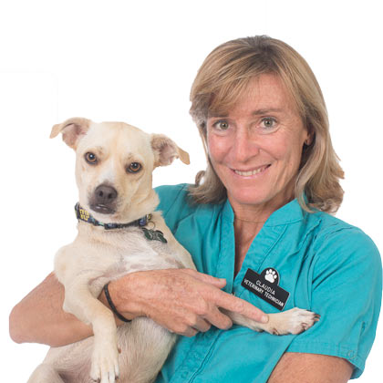 Claudia Manno - Veterinary Technician